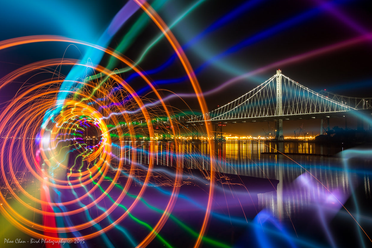 Time Tunnel - Fun with LED Hula-hoop